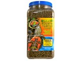 Zoo Med Natural Aquatic Turtle Pellet Food 54oz
