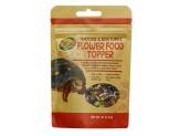 Zoo Med Tortoise & Box Turtle Flower Food Topper 0.21oz
