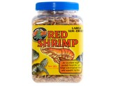 Zoo Med Sun Dried Red Shrimp Large 2.5oz