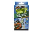 Zoo Med Aquatic Turtle Food Sampler Value Pack