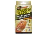 Zoo Med Bearded Dragon Food Sampler Value Pack