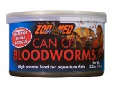 Zoo Med Can O' Bloodworms 3.2oz