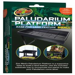 Zoo Med Paludarium Platform Black 1ea/Small