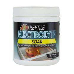 Zoo Med Reptile Electrolyte Soak Supplement 1ea/8 fl oz