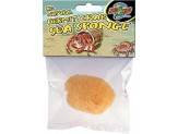 Zoo Med All Natural Hermit Crab Sea Sponge Yellow 1ea/1 ct
