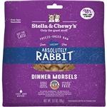 STELLA & CHEWY'S CAT FREEZE-DRIED RABBIT DINNER 3.5OZ