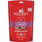 Stella And Chewy'S Freeze Dried Tantalizing Turkey Dinner Patties 14Oz