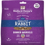 STELLA & CHEWY'S CAT FREEZE-DRIED RABBIT DINNER 8OZ