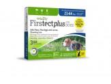 Vetality Firstect Plus Flea & Tick for Dogs 1ea/0.135 fl oz, 3 ct