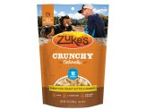 Zukes Dog Crunchy Natural Peanut Butter & Banana 12Oz
