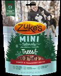 Zukes Dog Mini Naturals Tree Cranberry & Turkey 5Oz