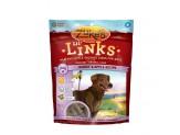 Zukes Dog Lil Links Rabbit 6Oz