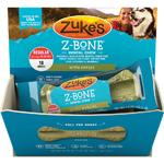 Zukes Dog Z-Bone Regular Apple 18 Pack