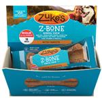 Zukes Dog Z-Bone Regular Carrot 18 Pack