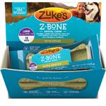 Zukes Dog Z-Bone Large Apple 12 Pack
