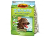 Zukes Dog Z-Bone Mini Apple 18 Count Pouch