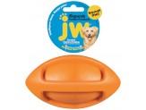 JW Pet iSqueak Funble Football Medium
