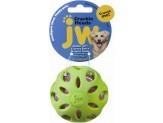 JW Pet Crackle Heads Crackle Ball Medium