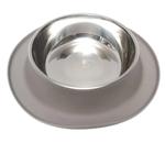 Messy Mutts Dog Feeder Grey 1.5 Cup