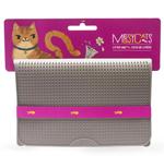Messy Mutts Cat Litter Mat Grey