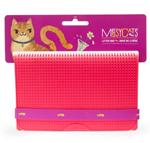 Messy Mutts Cat Litter Mat Red