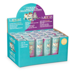 Messy Mutts Dog Cat Lint Rollers Display 24 Piece