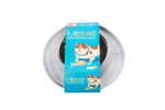 Messy Mutts Dog Feeder Marble 1.5 Cup