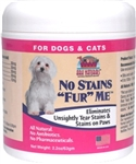 "Ark Naturals No Stains ""Fur"" Me Dog & Cat Powder Supplement, 2.2-oz container"