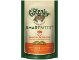 Feline Greenies Smartbites Healthy Skin And Fur Treats For Cats Chicken Flavor 2.1 Oz.
