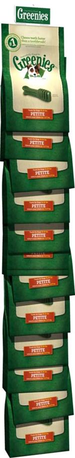 GREENIES Original Petite Dog Dental Chews - 6 Ounces 10 Treats