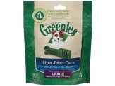 Greenies Hip And Joint Large Dental Dog Chews - 6 Ounces 4 Treats