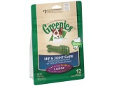 Greenies Hip And Joint Large Dental Dog Chews - 18 Ounces 12 Treats