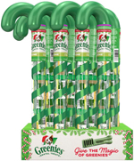 GREENIES Dental Chews TEENIE Treats for Dogs - Candy Cane Tube - 2.24 oz. 8 Treats (Pack of 12)