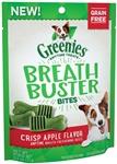 Greenies Breath Buster Bites Apple 2.5Oz