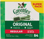 Greenies Dental Chews Regular 54Oz.