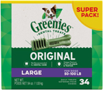 Greenies Dental Chews Large 54Oz.