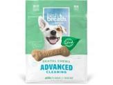 Fresh Breath by TropiClean Dental Chew Advanced Dog Treat 2-25lbs Small 20ct5