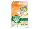TropiClean Natural Flea & Tick Repellent Dog Collar 1ea/Large