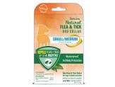 TropiClean Natural Flea & Tick Repellent Dog Collar 1ea/Small