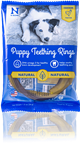 N-Bone Puppy Teething Ring Chicken Flavor Single