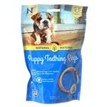 N-Bone Puppy Teething Ring Chicken Flavor 6 Pack
