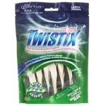 N-Bone Twistix Wheat Free Vanilla Mint Flavor Dental Treat Large 5.5Oz