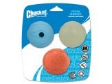 Chuckit! Fetch Medley Assorted Balls 3pk