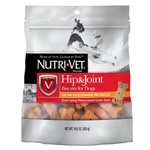 Nutri-Vet Hip & Joint Dog Biscuits Peanut Butter 1ea/Small, 19.5 oz