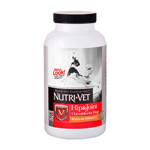 Nutri-Vet Hip & Joint Early Care Liver Chewables 1ea/180 ct