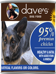 Daves Premium Chicken 95% Meat  Pack Of 12