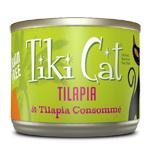 Tiki Pets Cat Luau Kapi Talapia 6 Oz.(Case Of: 8)