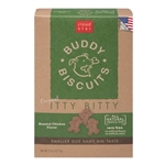 Cloud Star Original Itty Bitty Buddy Biscuits with Roasted Chicken Dog Treats, 8-oz. box