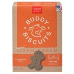 Cloud Star Buddy Biscuits Peanut Butter  16oz.