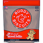 CLOUD STAR DOG BUDDY BISCUITS PEANUT BUTTER 3.5LB